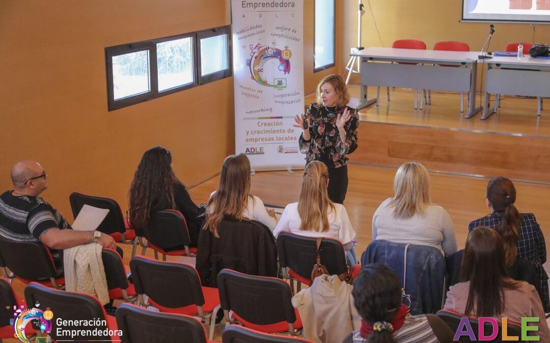 La primera Generación Emprendedora de la ADLE concluye su formación