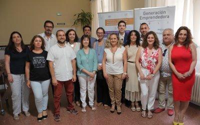La ADLE ayuda a otros doce emprendedores a poner en marcha sus proyectos empresariales