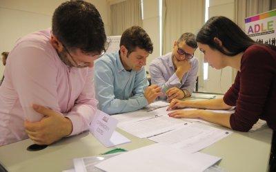 Treinta empresas reciben consejos y asesoramiento individualizado para mejorar sus negocios a través de la ADLE